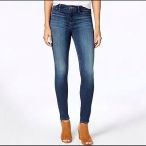 William Rast Sculpted High Rise Five Pocket Jeans